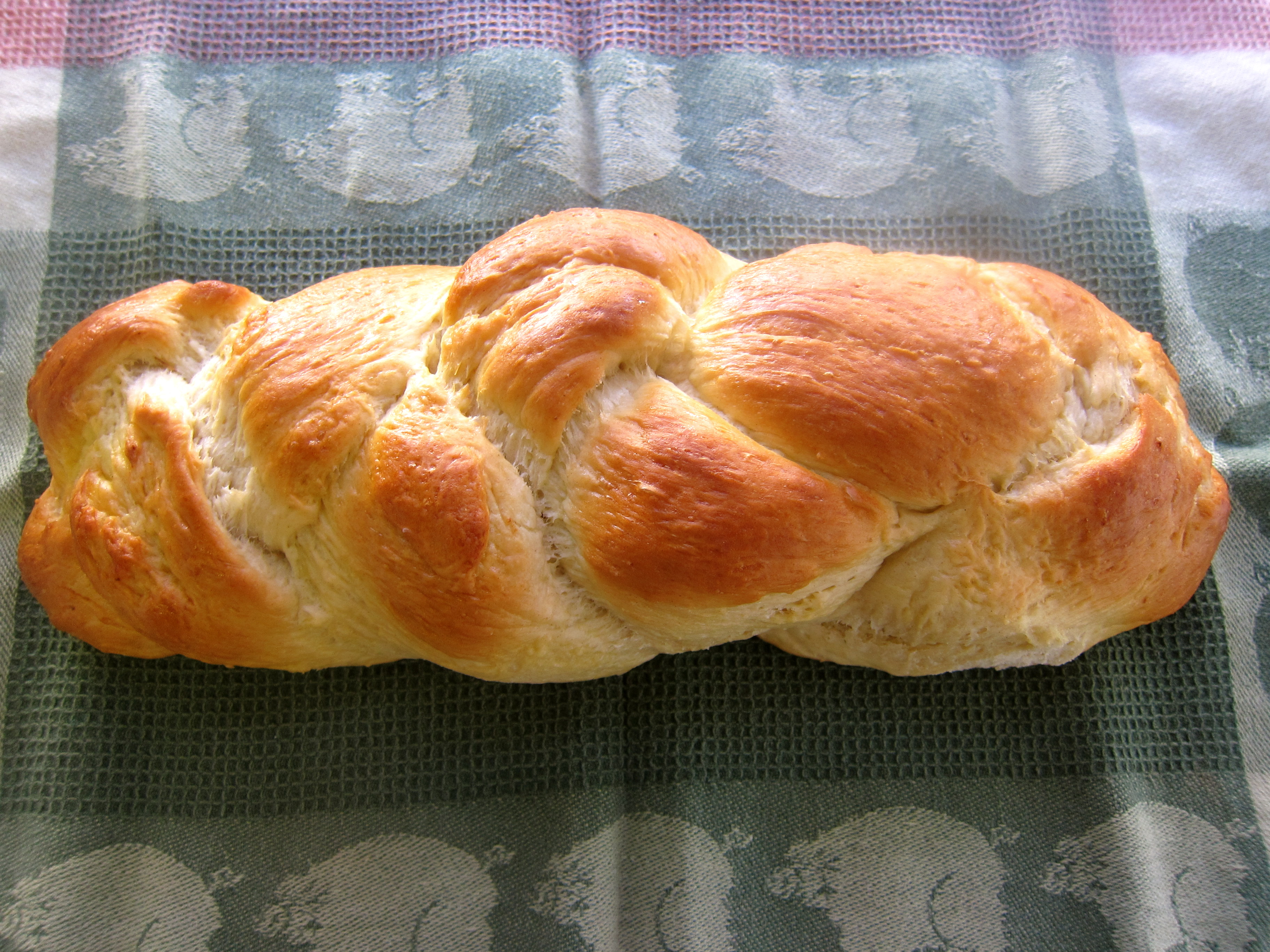 Braided Easter Bread | Happy When Not Hungry